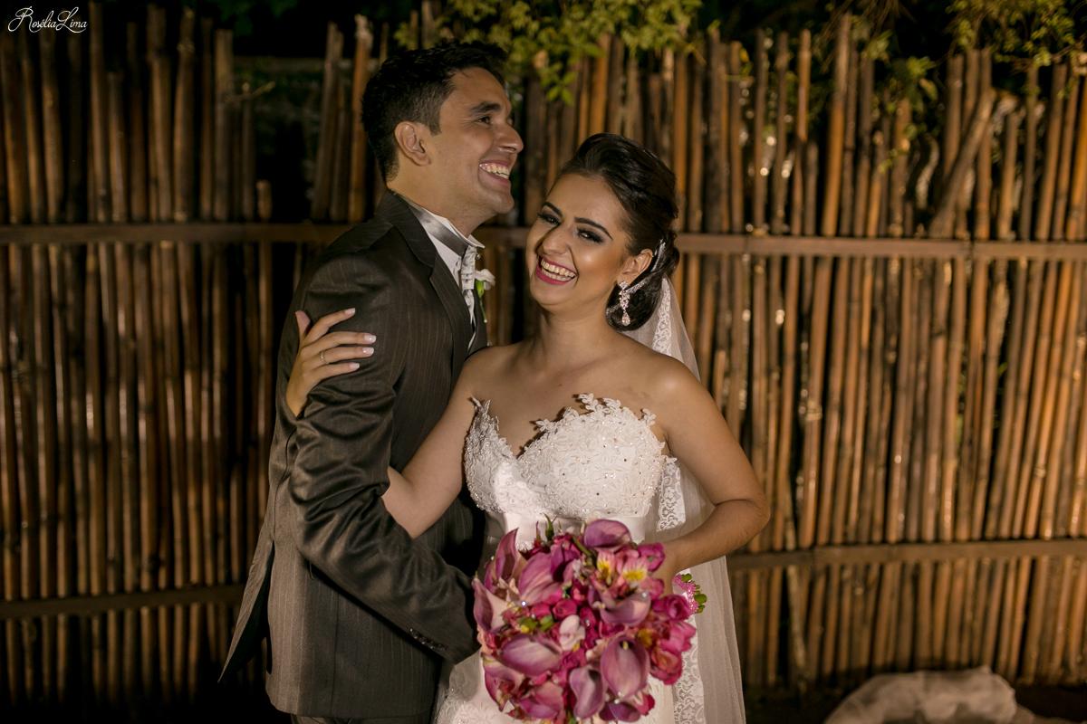 Foto de Thais e Carlos