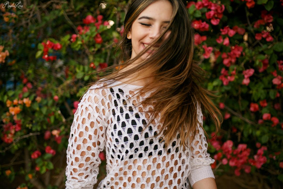 Foto de Marina 15 anos