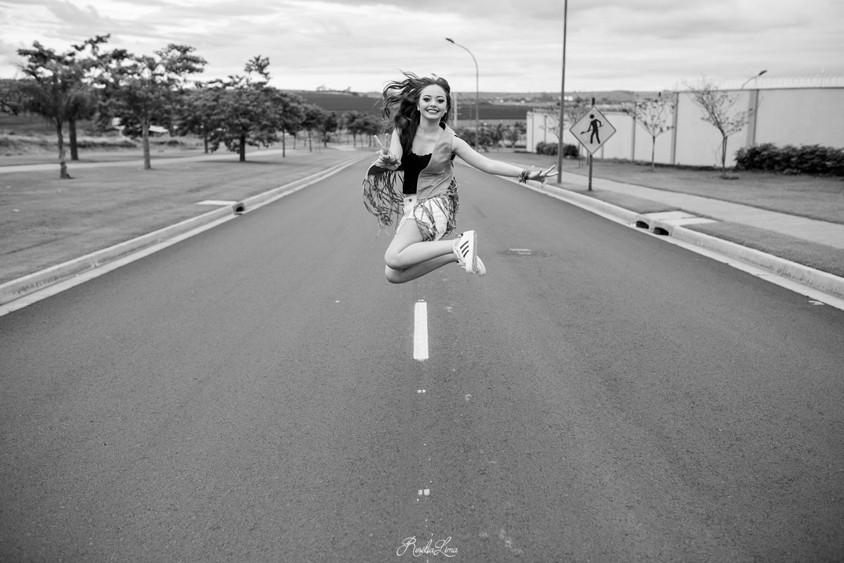 Foto de Rafaella 15 anos
