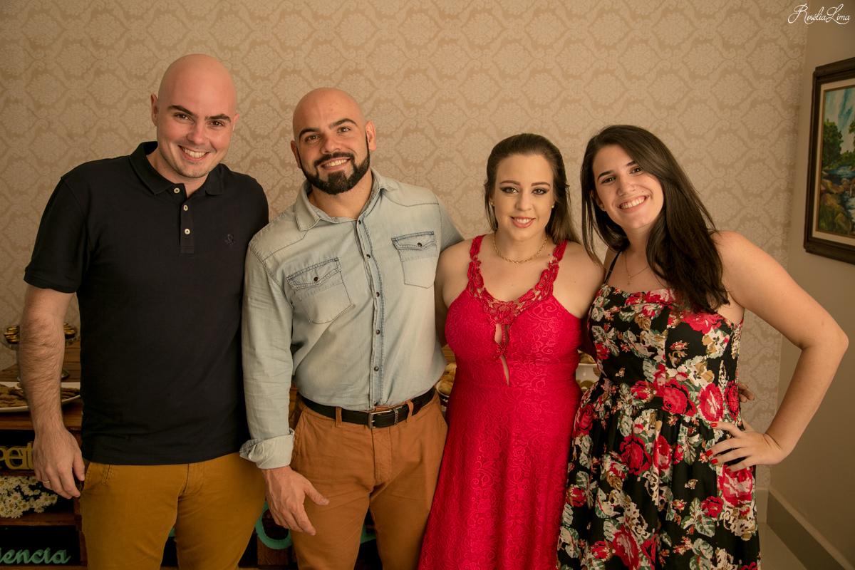 Foto de Noivado Carol & Haniel