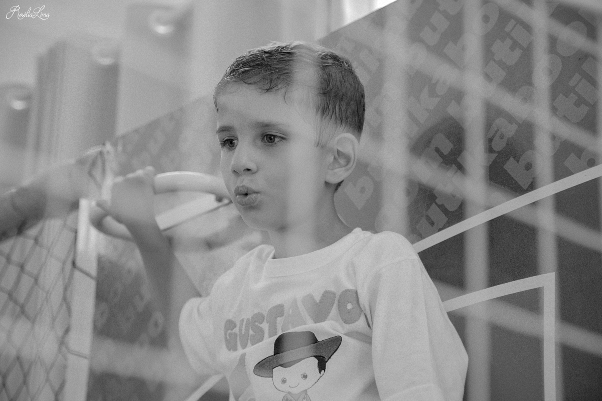 Foto de Gustavo - 5 anos