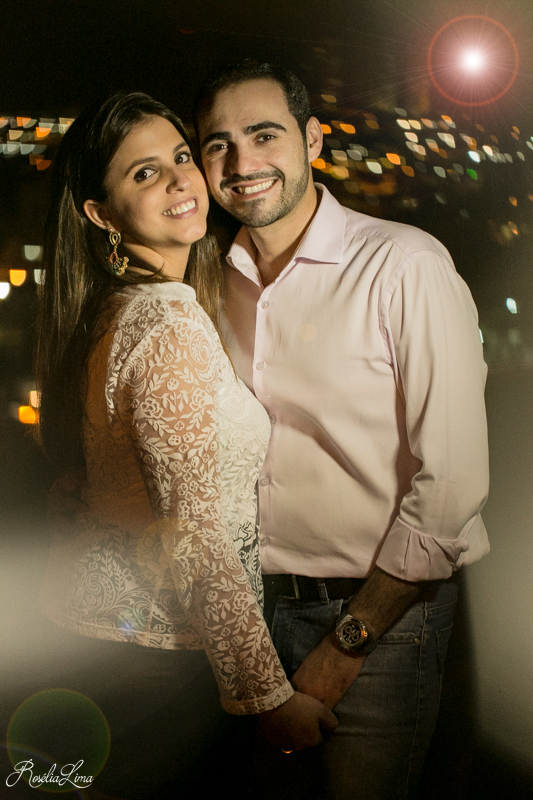 Foto de Gabriella e Guilherme