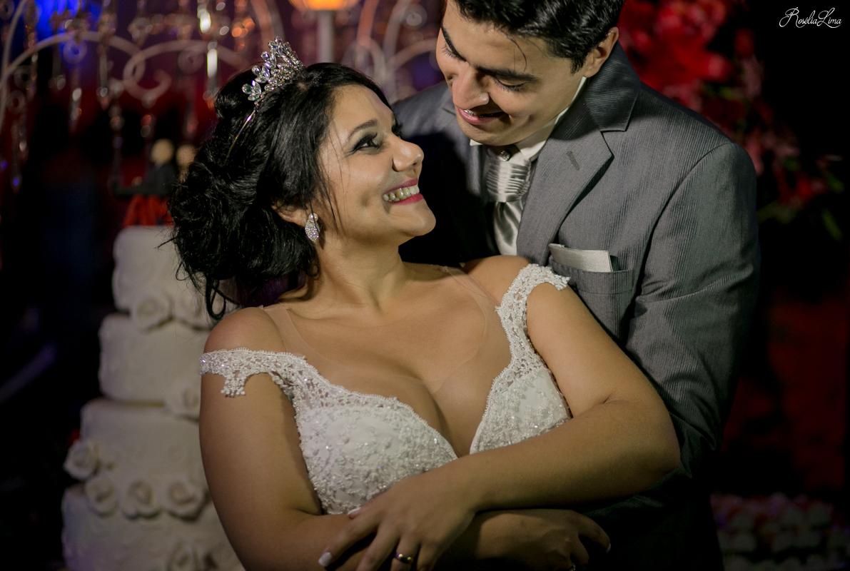 Foto de Fernanda e Edson