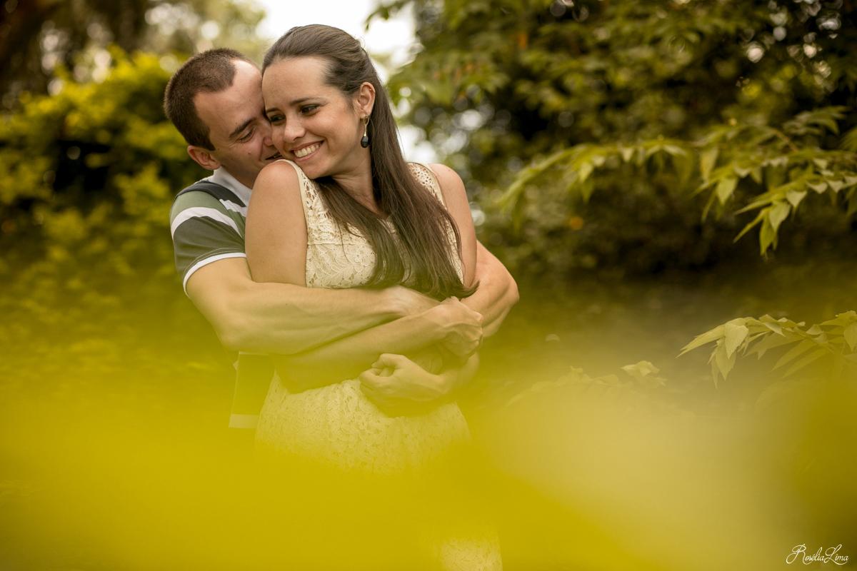 Foto de Priscila e Mario