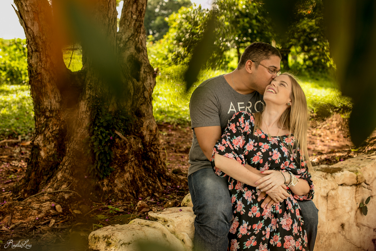 Foto de Vanessa e Danilo
