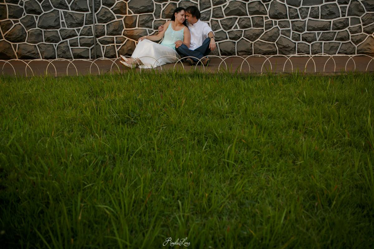 Foto de Ana Claudia e Paulo