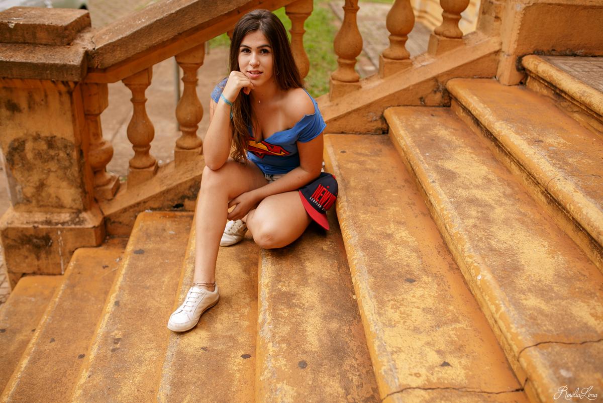 Foto de Luisa (14 anos)