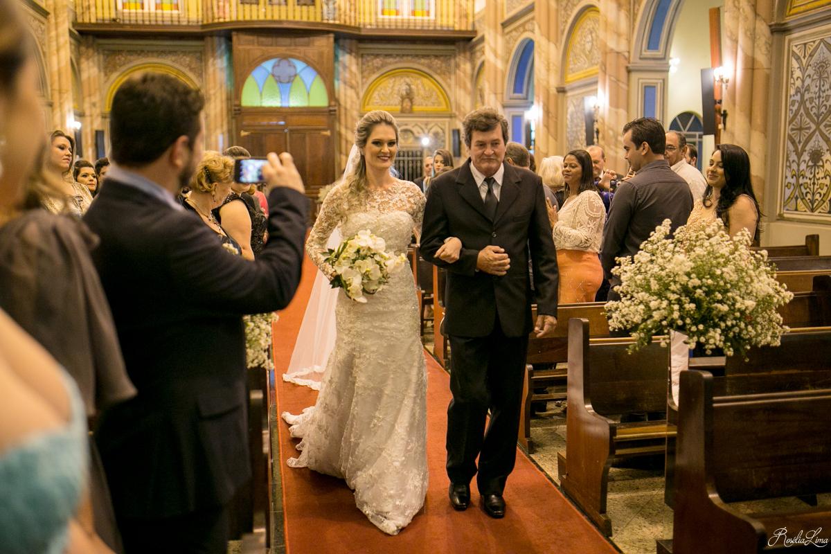 Foto de Caroline e Flávio
