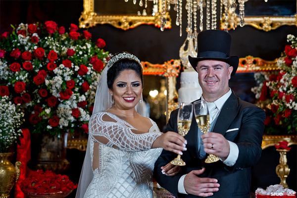 Casamentos de Elisângela + Ron