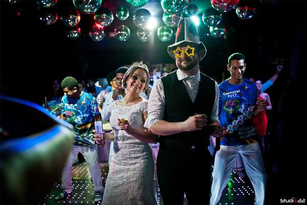 Casamentos de Aline + Tiago