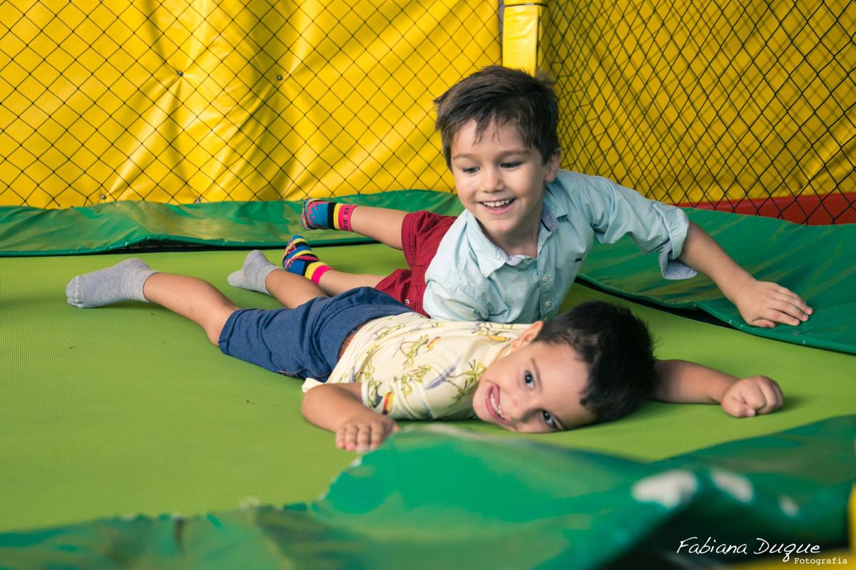 Fotografia de festa infantil são paulo