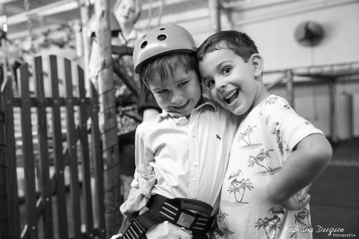 Fotos infantis espontâneas