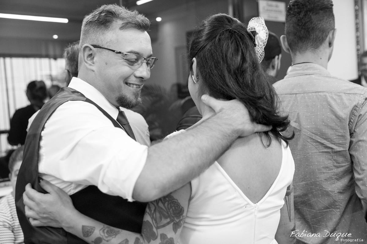 Casamento no cartório em São Bernardo do Campo, SP