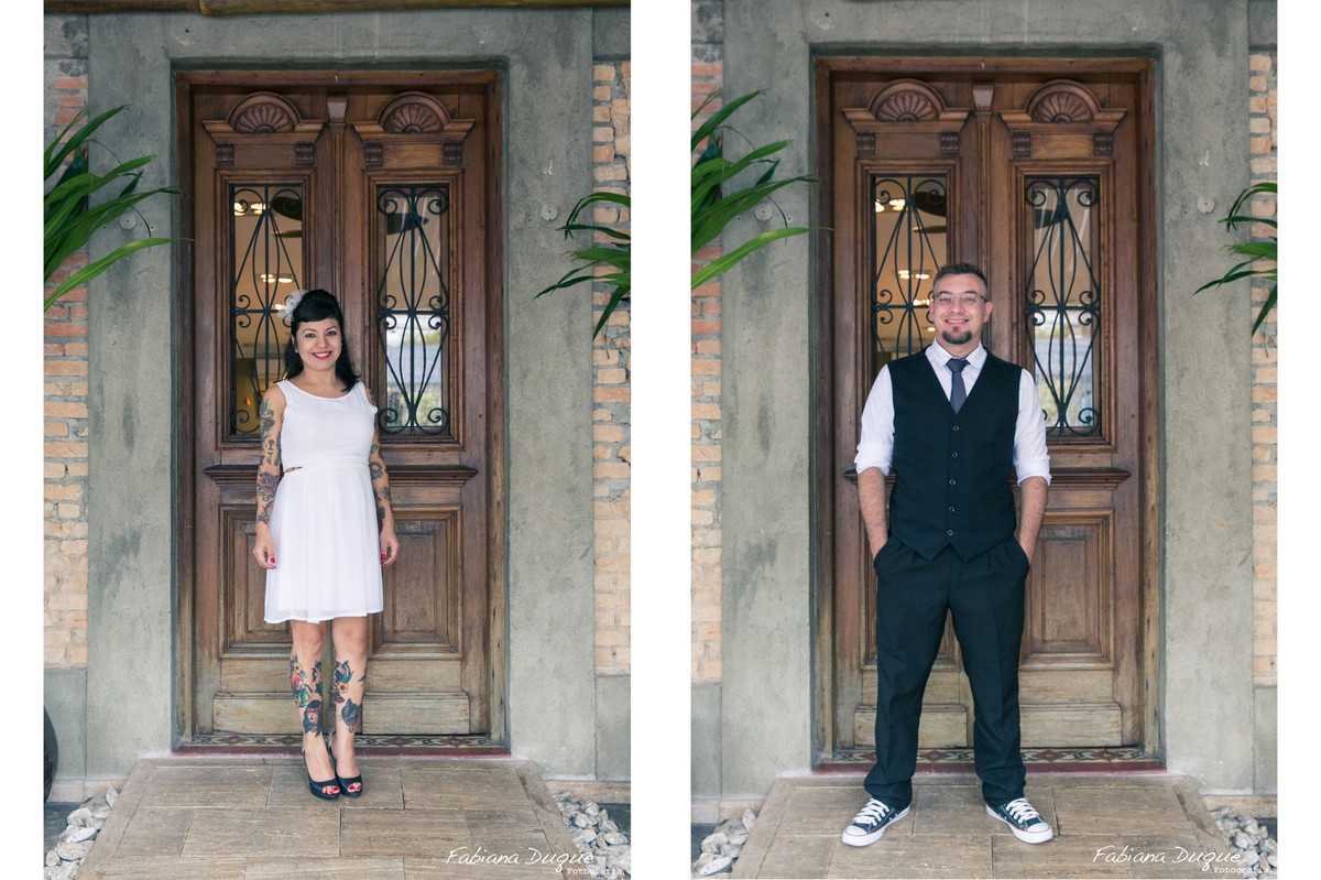 Ensaio dos noivos no Cena Restaurante em São Bernardo do Campo, SP fotografado por Fabiana Duque