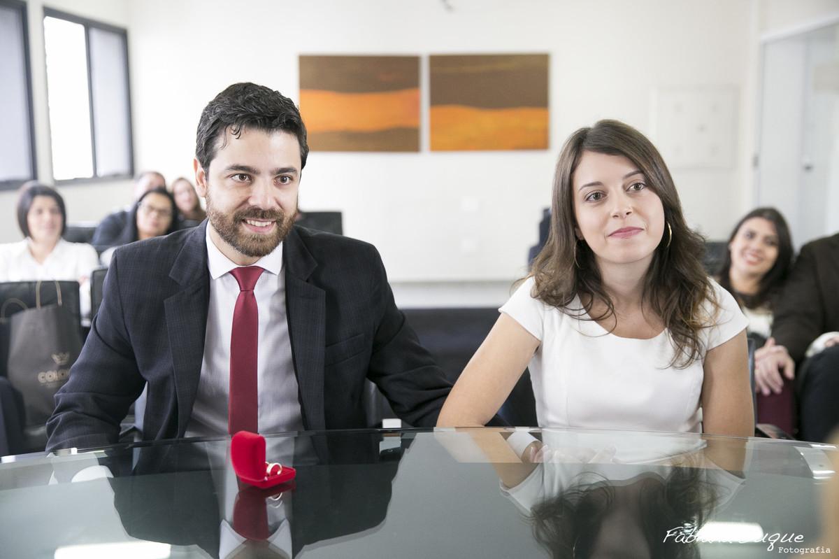Cerimônia civil, casamento civil, 34 cartório de São Paulo, Fabiana Duque Fotografia