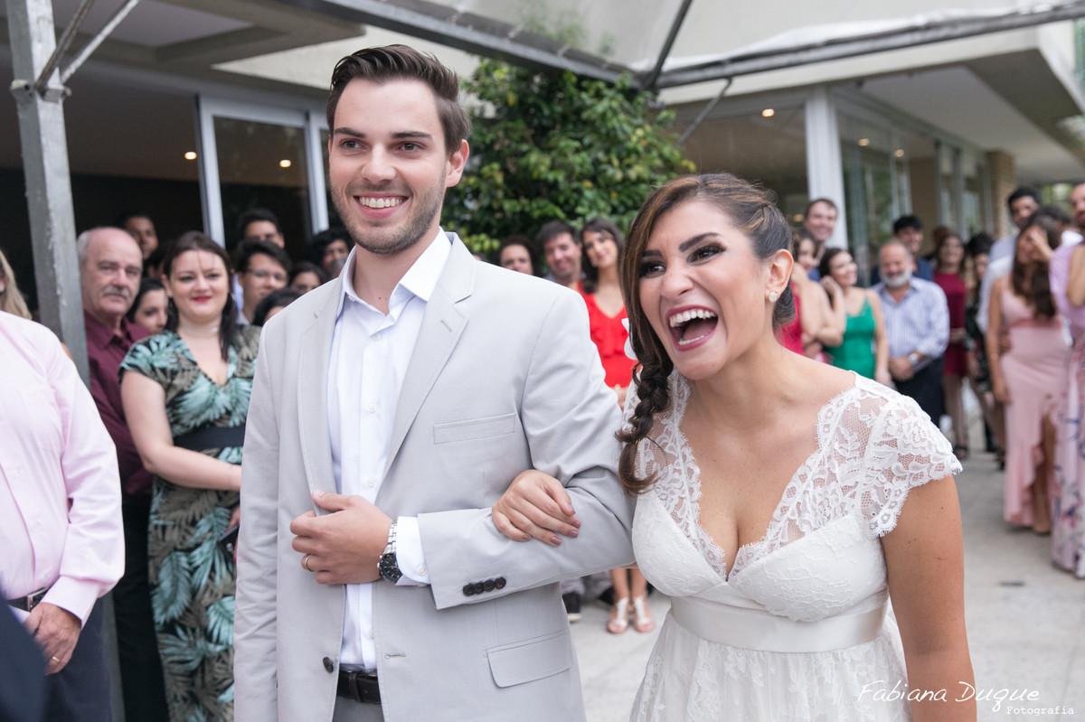 Foto de Maira e Rafael