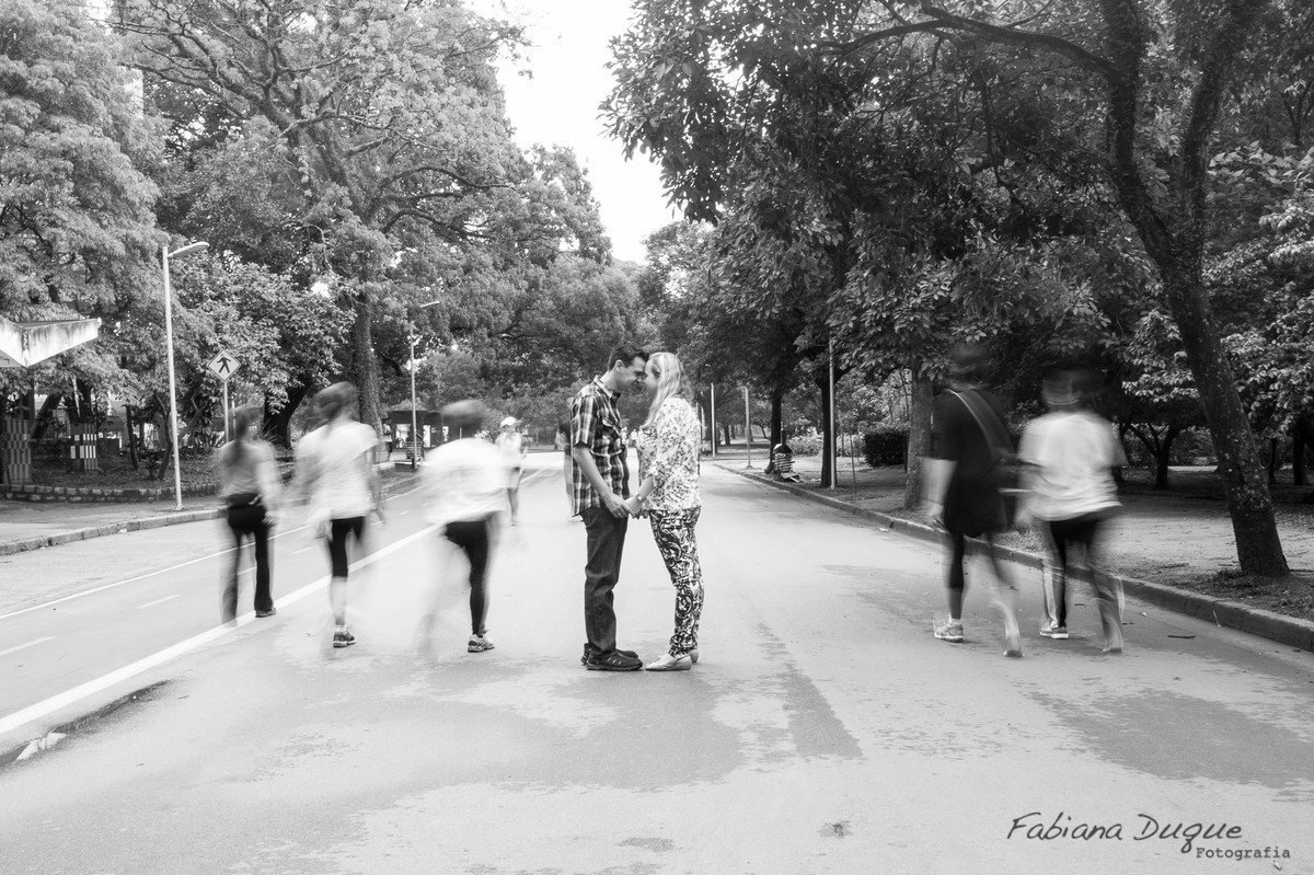 Ensaio de casal no parque do ibirapuera