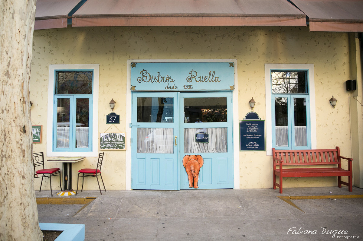 Mini wedding, casamento pequeno no restaurante bistro Ruella