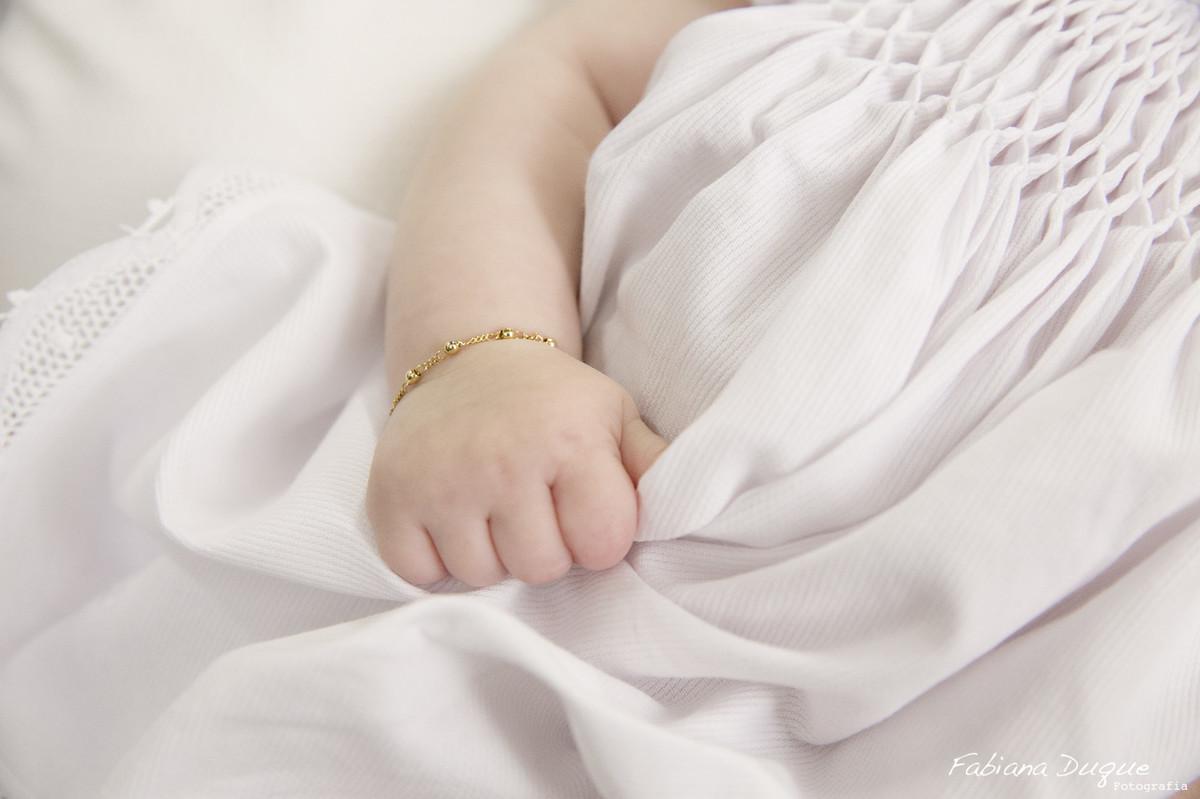 pulseira para bebe