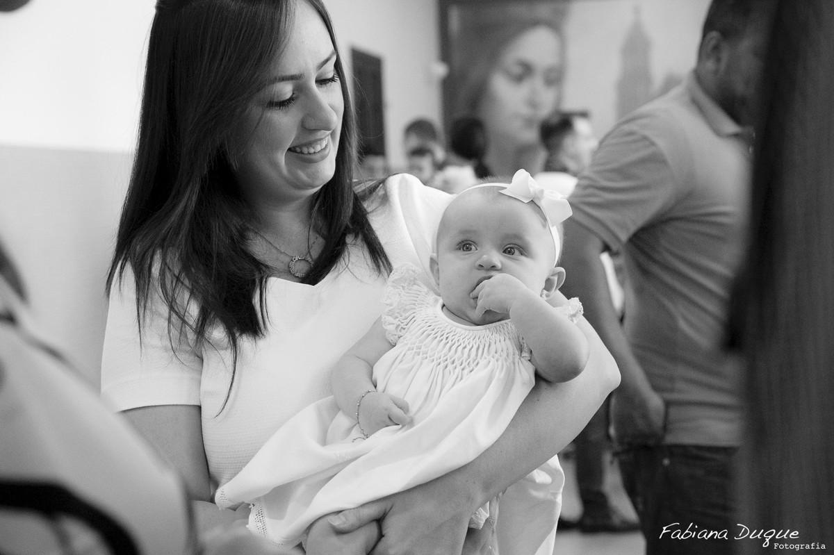 Batizado de menina, batizado da Lorena