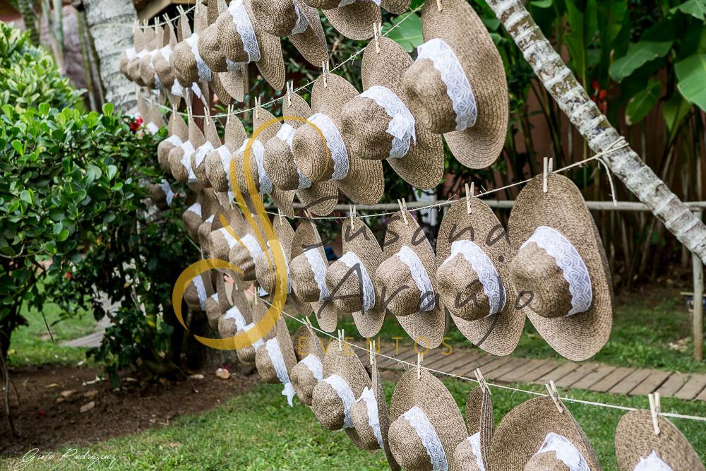 Foto de Decorações na Pousada da Tartaruga - Búzios