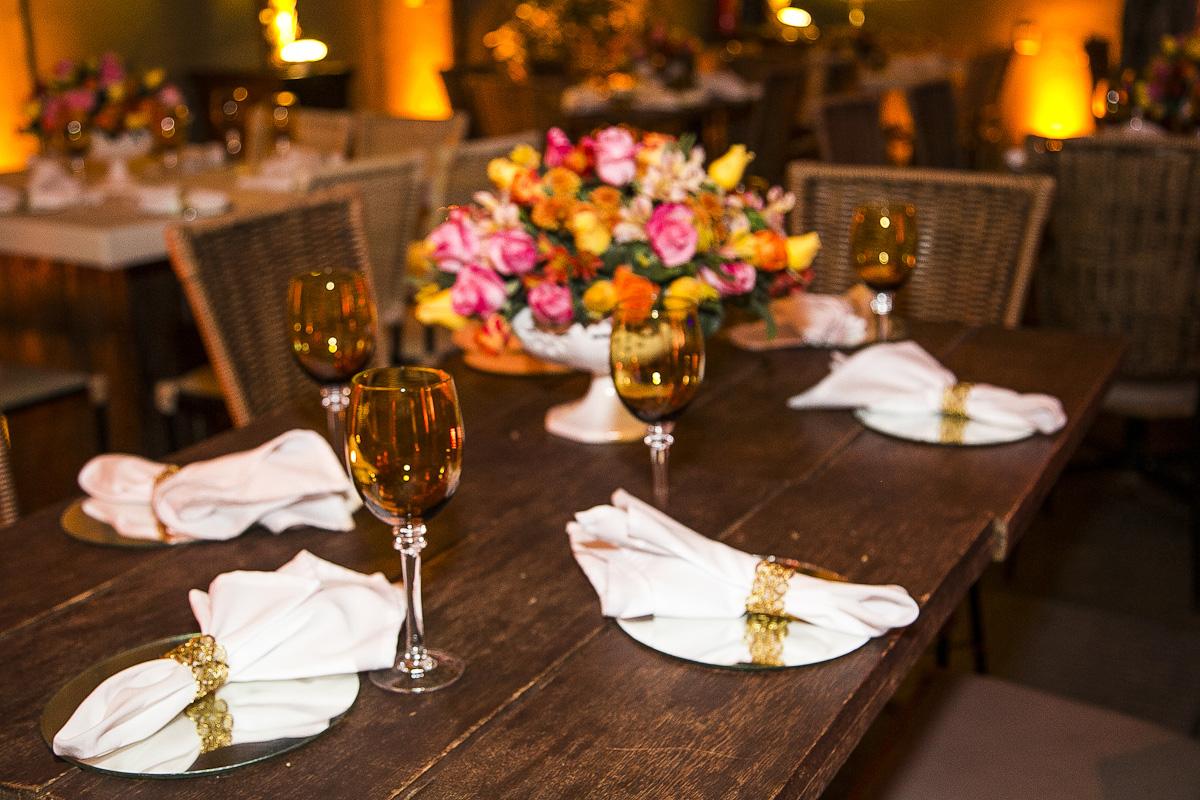 Foto de Decorações no Dome Dining Club