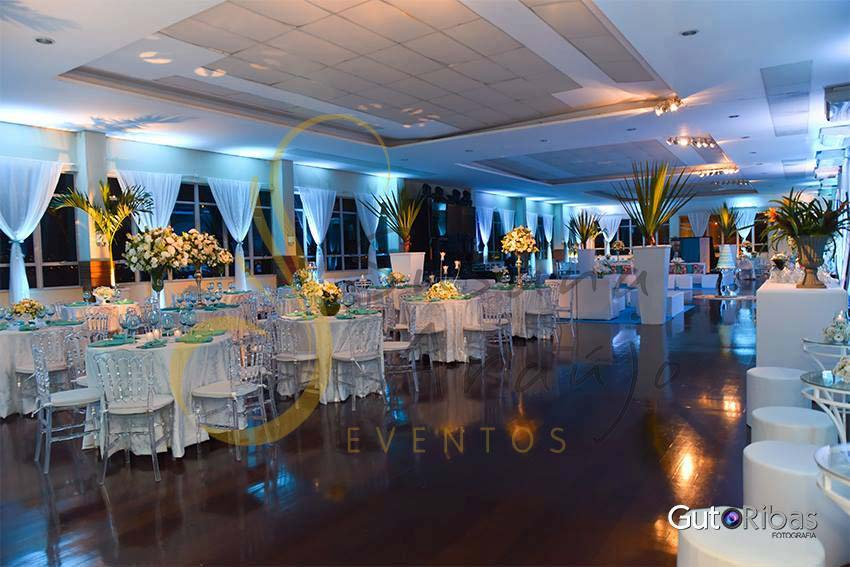 Foto de Decorações no Iate Clube Brasileiro ICB