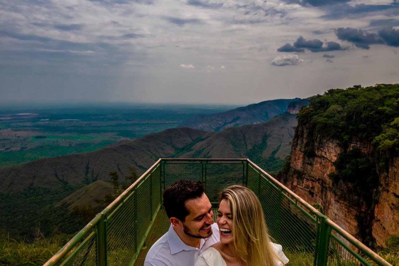 Imagem capa - Pré casamento | Sylvia e Bruno | Chapada dos Guiamarães - MT por PEDRO WENDEL FOTOGRAFIA