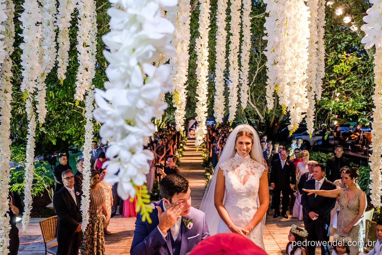 Imagem capa - Casamento | Isa + Mu | Morada dos Ipês | Campo Grande - MS por PEDRO WENDEL FOTOGRAFIA