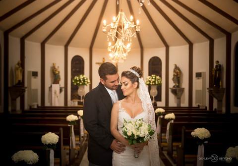 Casamentos de Tiago + Francislaine