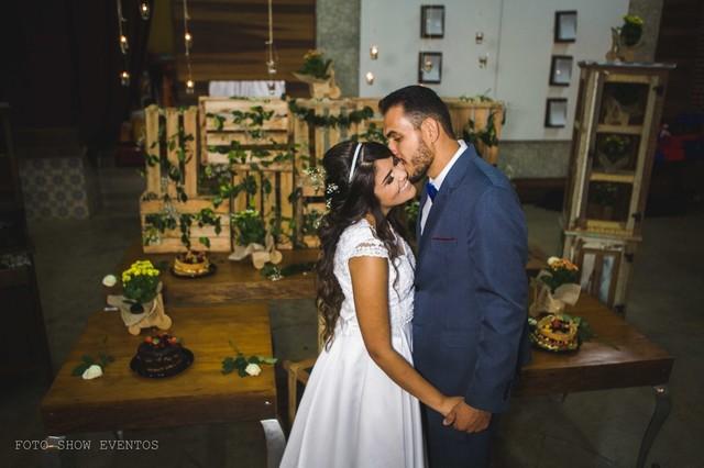 Casamento de Carolina + Josias