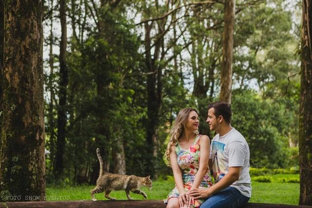 Ensaio casal / pré wedding de Tamires + Andrey
