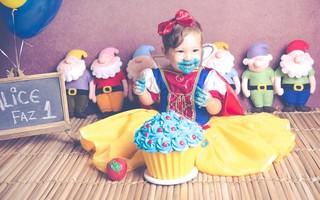 Smash the Cake de Alice faz 1...