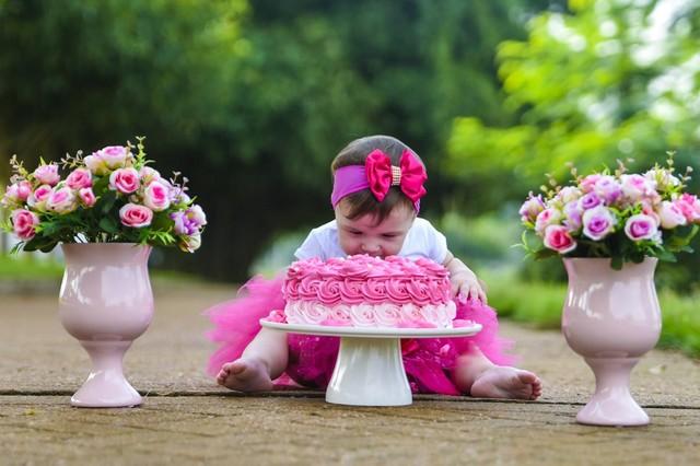 Ensaios de Smash The Cake