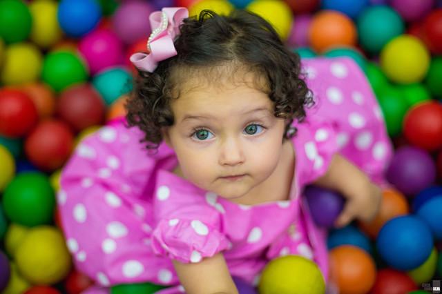 Aniversário Infantil de Heloysa | Meu 1º Aninho