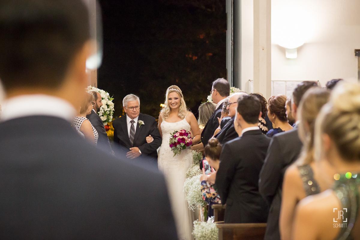 entrada com pai da noiva