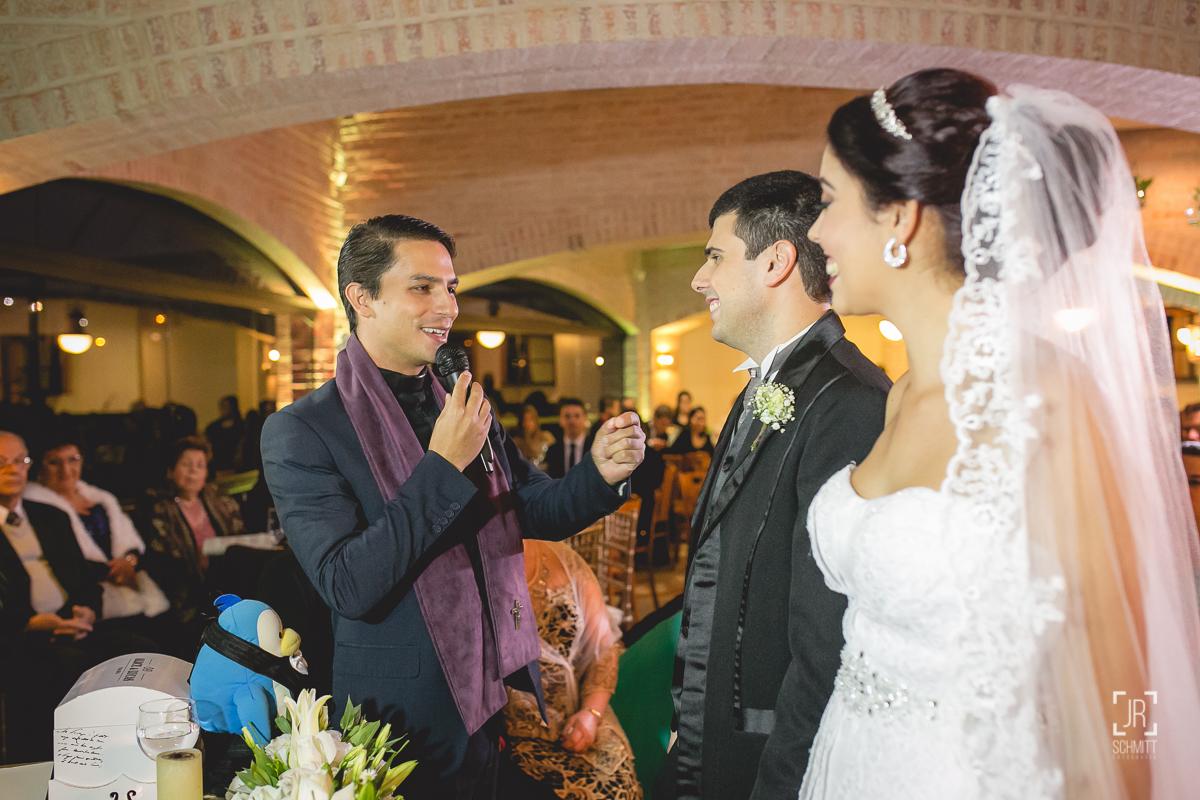 celebrante Juliano Vieira