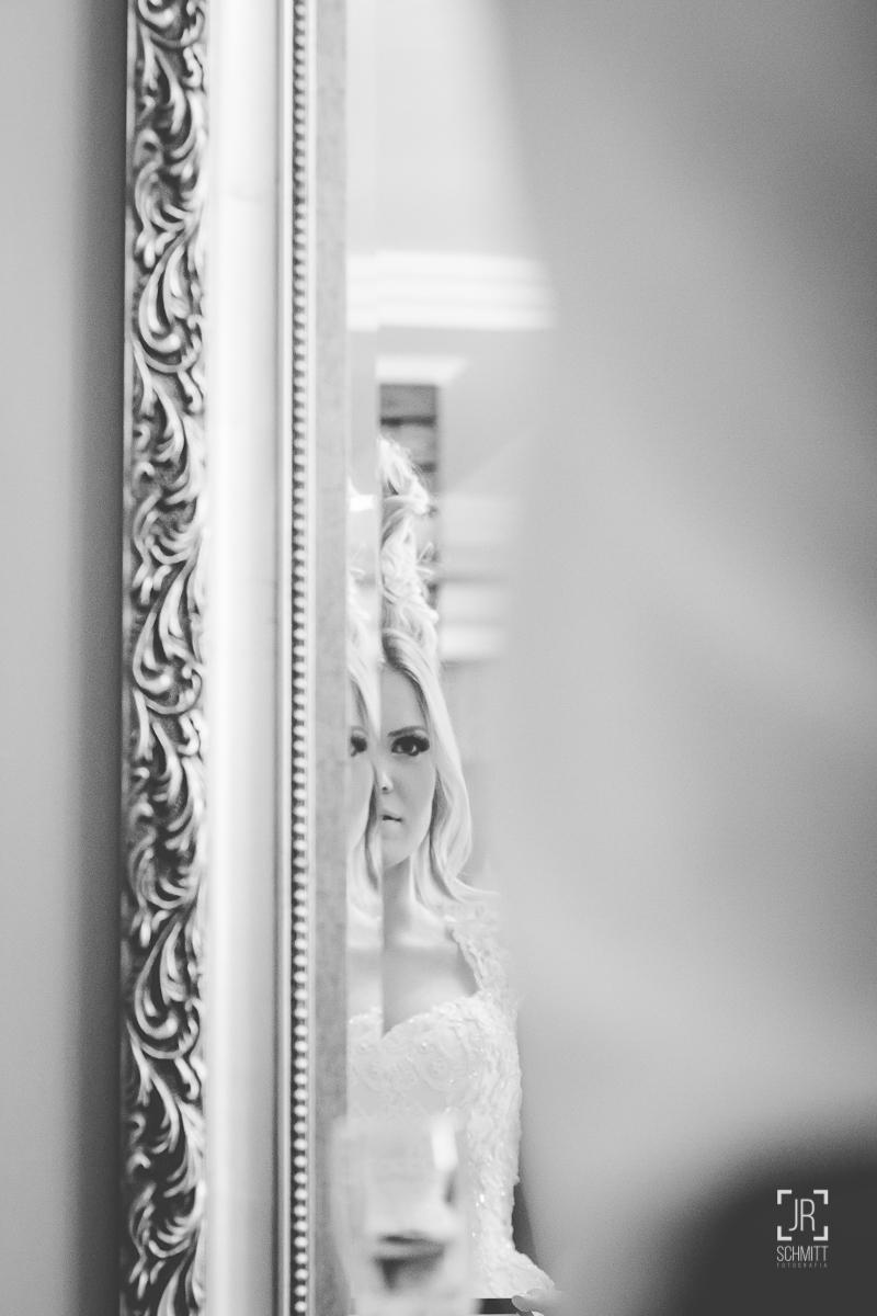 cabelo da noiva no seu making of