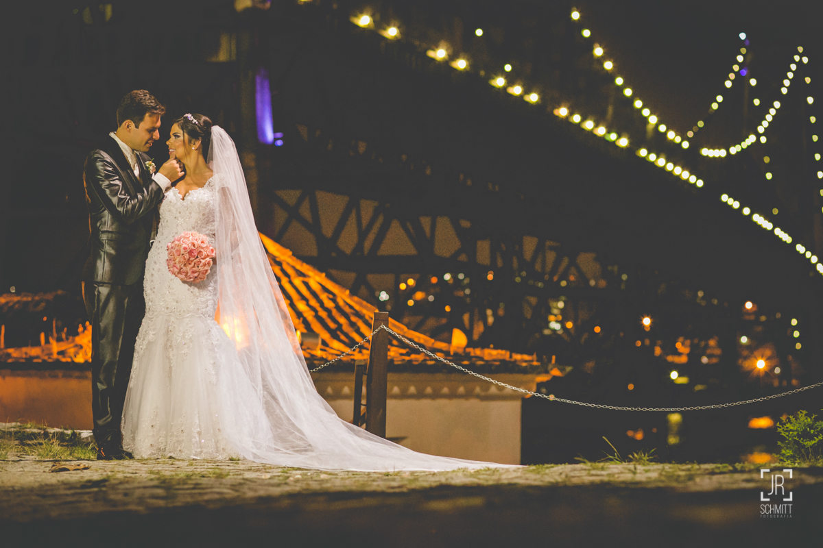 noivos na ponte hercílio luz