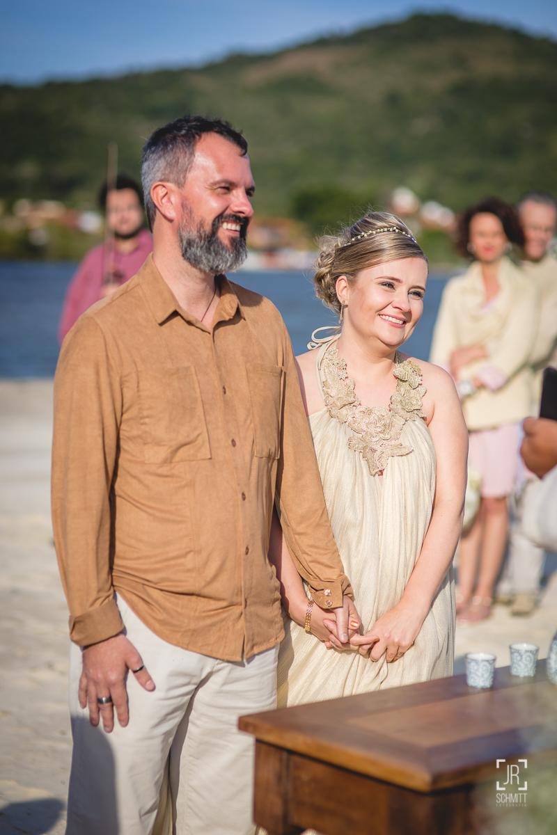 Casamento em Ponta das Canas - Florianópolis - SC
