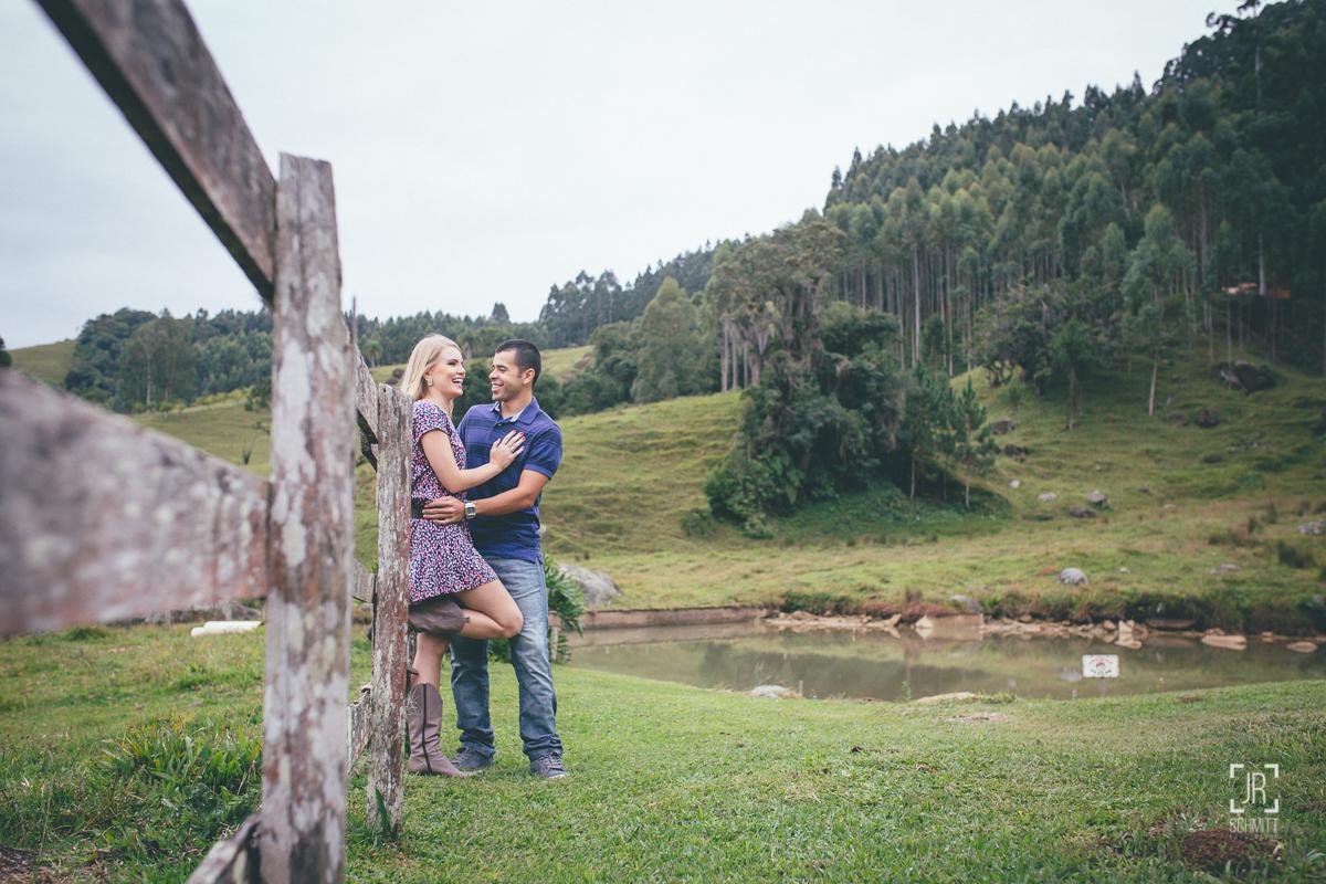 Sessão pré-casamento em São bonifácio