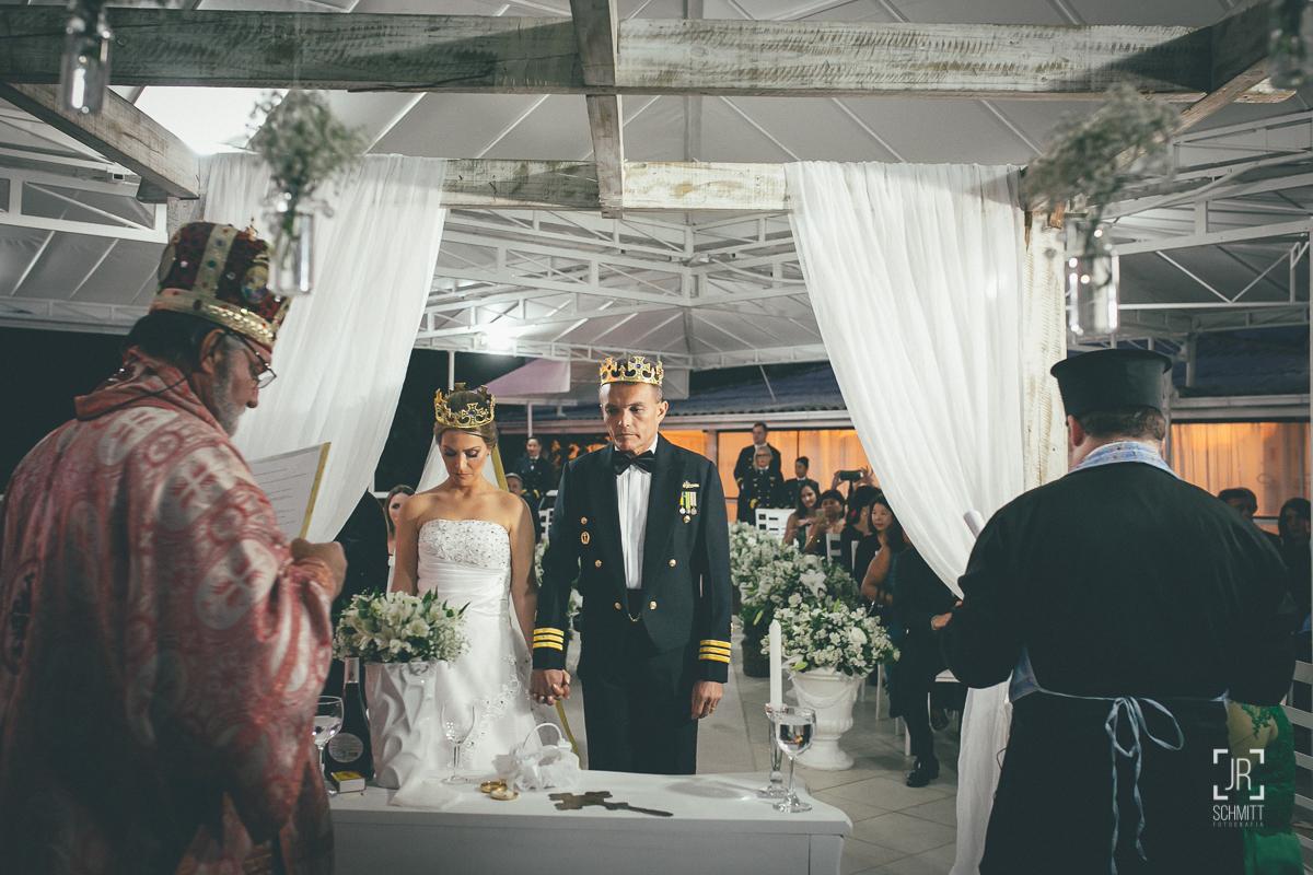 casamento com cerimônia ortodoxa