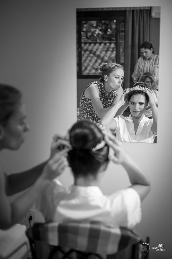 Making of noiva - Fotografia de casamento Goiânia