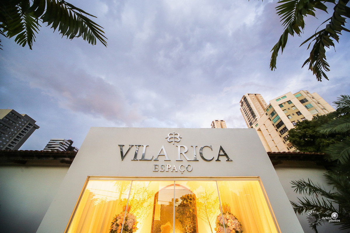 Recepção - Vila Rica - fotografia de casamento goiania