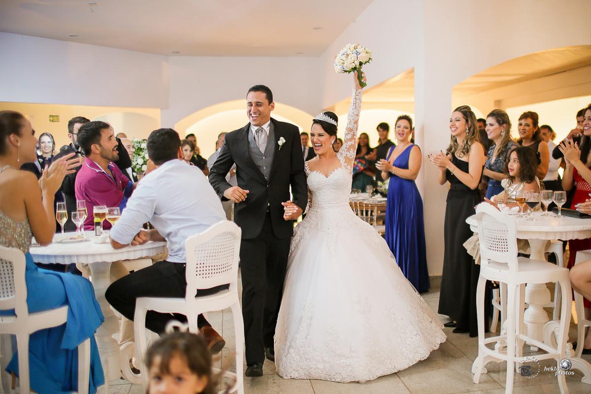 Festa de casamento -