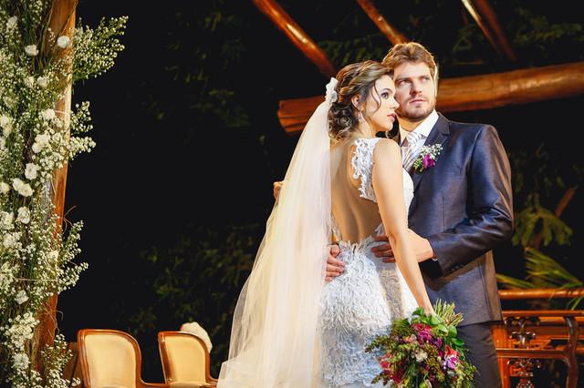 Casamento de Flaviane + Eduardo