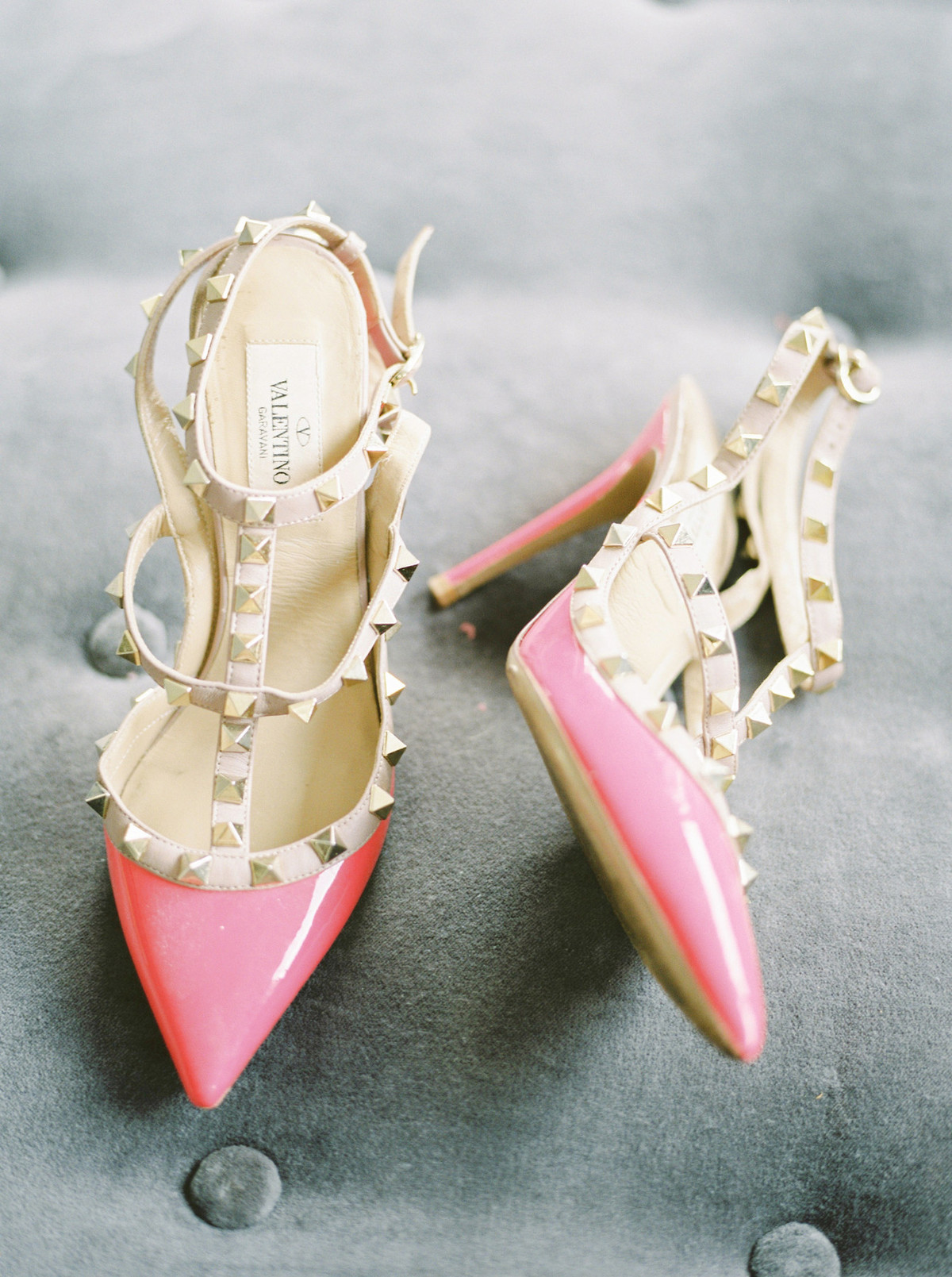 A pair of Valentinos...
