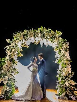 Casamento de Lidianny & Matheus em Arraial d´Ajuda - Bahia