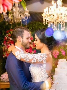 Casamento de Thatiane & Clauder em Arraial d´Ajuda- Bahia