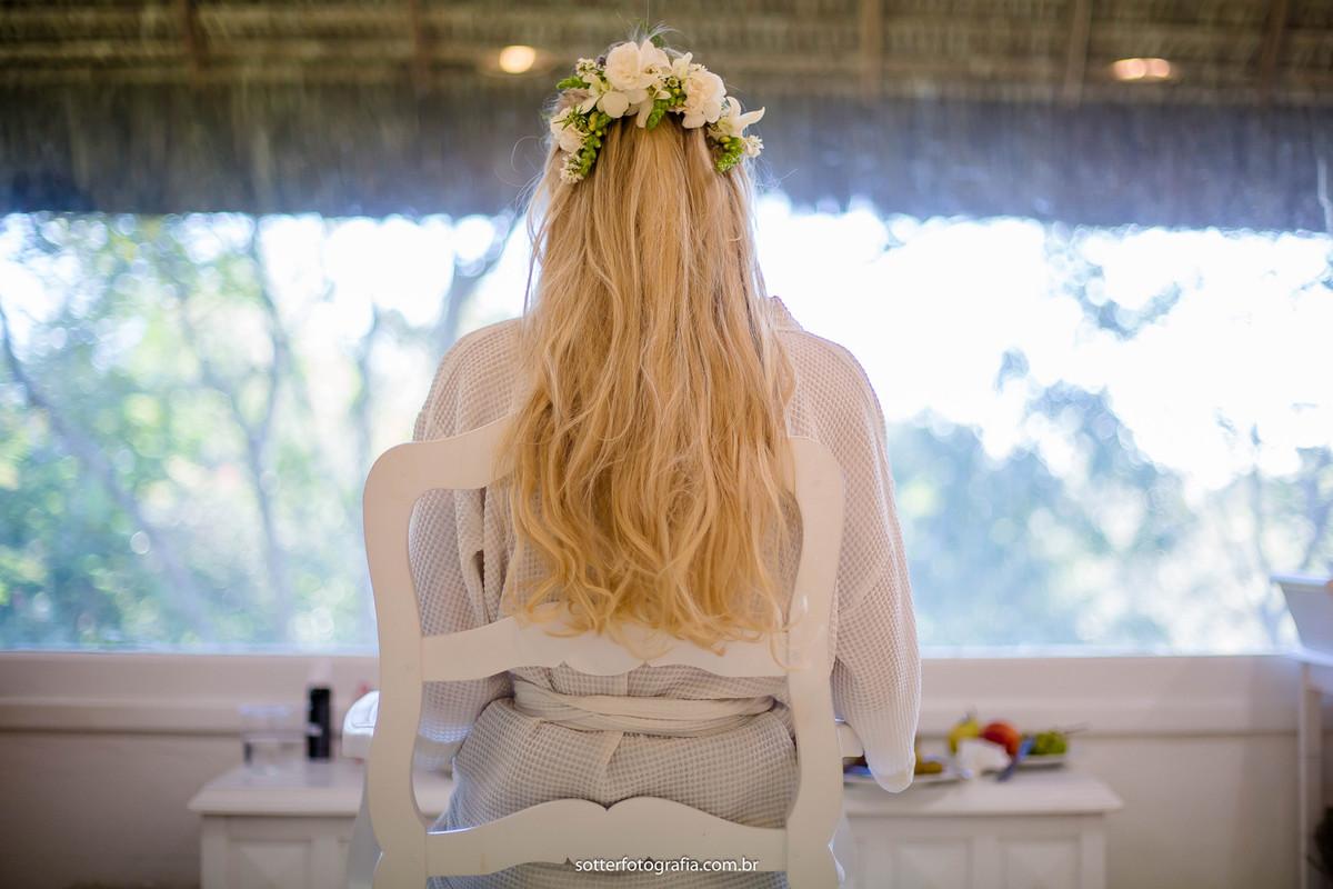 cabelo da noiva casamento ninive  e fred club med trancoso fotografia de casamento sotter fotografia fotografo de casamento